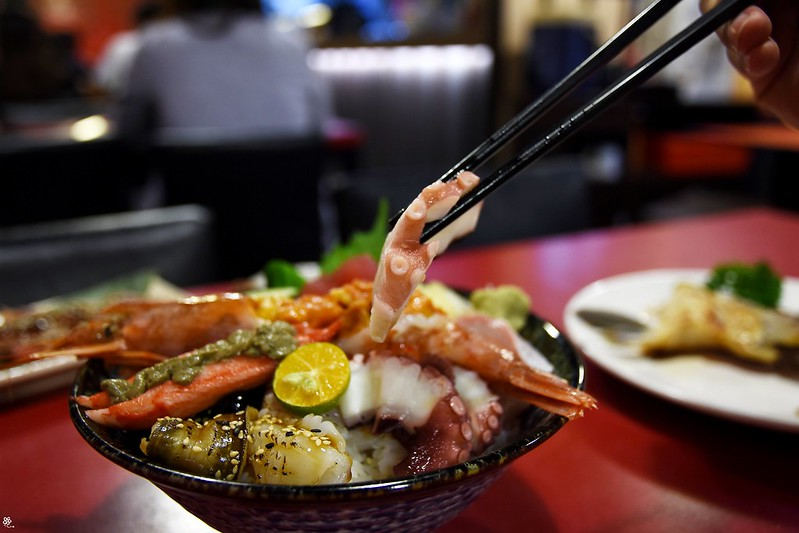 八八食堂菜單板橋海鮮日式料理拉麵生魚片推薦 (16)