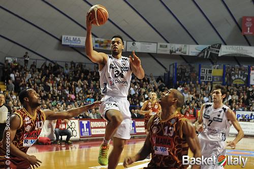Reyer / Trento: Trent Lockett segna