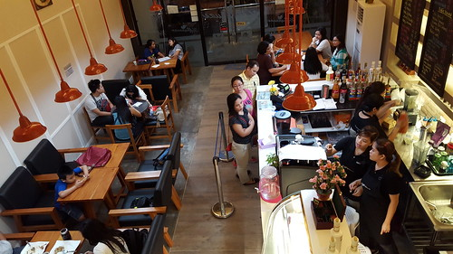 Koffie Pauze Opens Its New Home at 100 Roxas Dormitory - Davao Food Trips .com