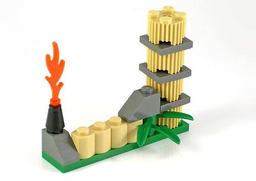 LEGO Ninjago 70747 Boulder Blaster 01