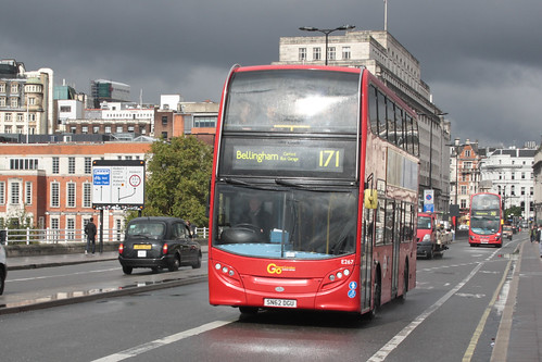 London Central E267 SN62DGU