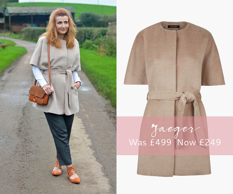 January 2016 Sales | Jaeger alpaca duster coat