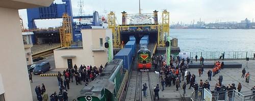 Потяг в обхід Росії дістався до китайського кордону