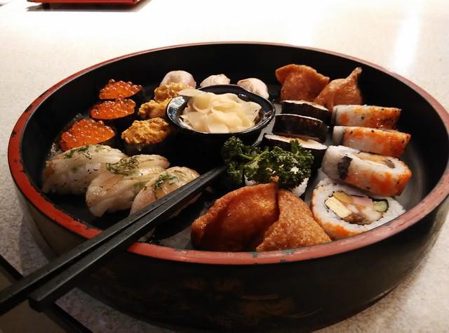 20160207 梅村日本料理吃年夜飯