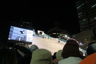 Sapporo Snow Festival Ski Slope
