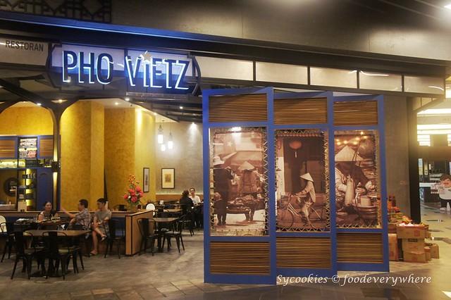 1.Pho Viet at Atria Ss22
