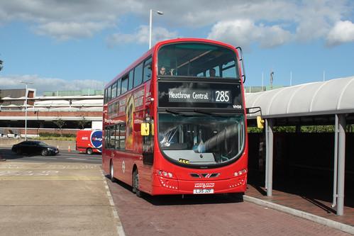 London United VH30 LJ15JZF