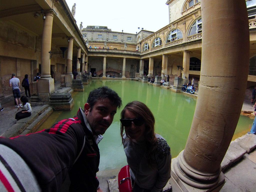 Bath en un día: Baños Romanos de Bath en Inglaterra bath en un día - 24544802324 e9c56267dc b - Bath en un día, el SPA de Roma en Inglaterra