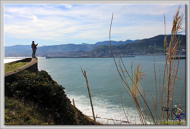 5 Ruta de los Acantilados desde Aixerrota a Sopelana