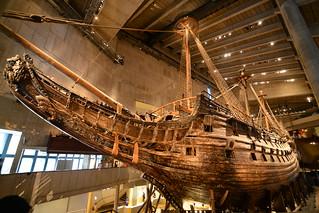 Image of Vasa Museum near Oscar.