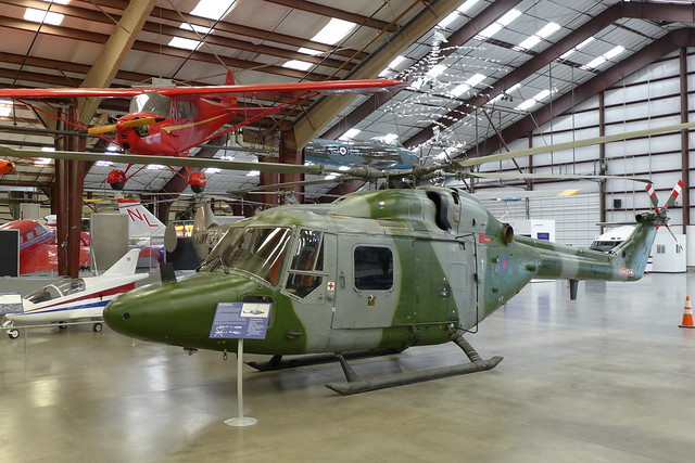 Westland Lynx AH.Mk.7