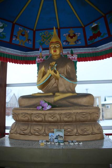 Buddhist Shrine Elista