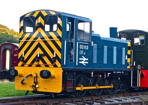 03113 British Railways shunter
