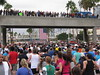 Long Beach Marathon: Wave 6 Begins