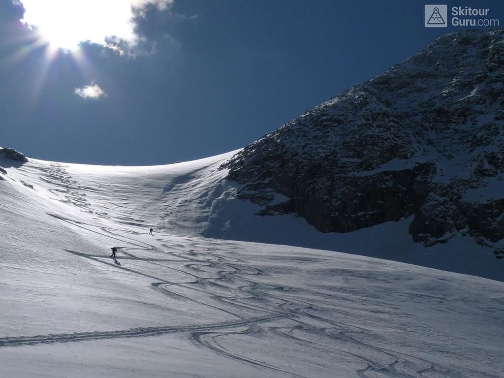 Östliche Seespitze Stubaiské Alpy Rakousko foto 07