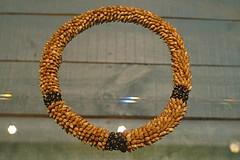 Santiago - Centro Cultural de Moneda Rapanui shell necklace