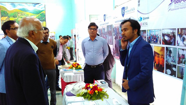 7 Mr. S. Ramadorai Chairman NSDA and NSDC interacting with the Private Skill Training Providers  of Tripura
