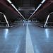 Mezzanina inferior - Estación Las Heras / Línea H by Nicolás Eduardo Feredjian