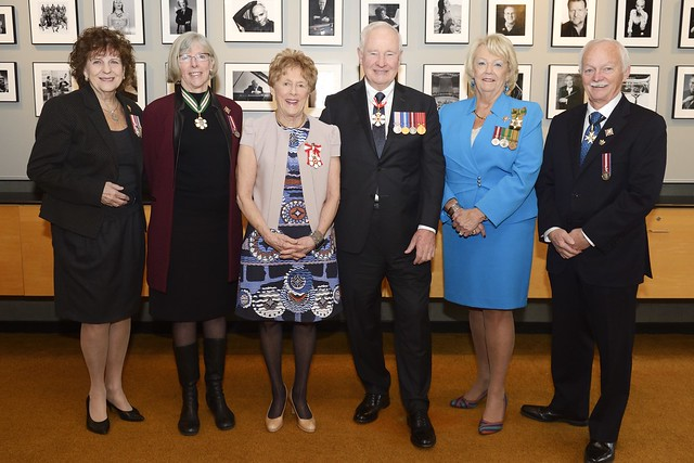 March 4, 2016 - National Honours Ceremony Vancouver