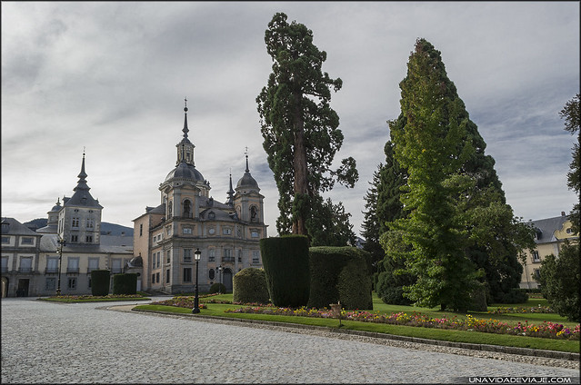 Granja San Ildefonso