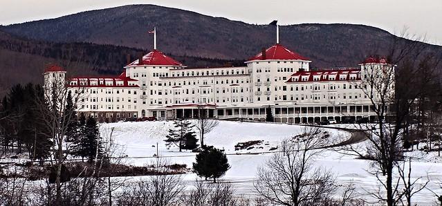 माउंट वॉशिंग्टन हॉटेल
