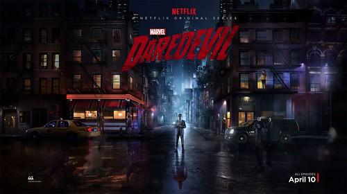 Daredevil - TV Series - Poster 9