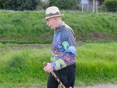 Hike in Bothin Marsh