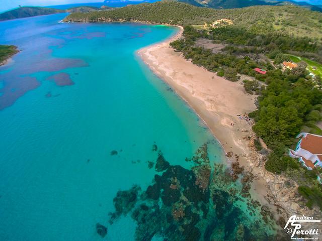 Spiaggia di Tuerredda, Sardegna - 13.03.2016