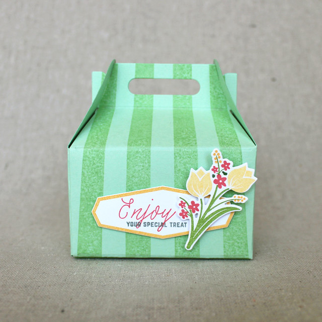 Enjoy Bouquet Treat Box