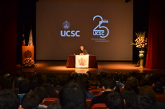 Clase Inaugural UCSC 2016