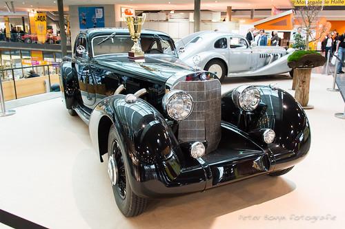 Mercedes 540K Autobahnkurier - 1936