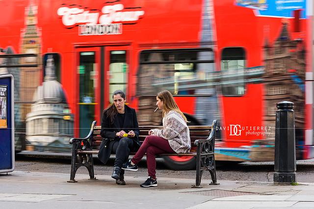 """City Tour"" Baker Street, Marylebone, London, UK"