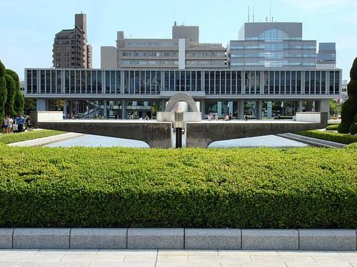 #japan #nippon #日本 #hiroshima #atomicbomb #hiroshimapeacememorialmuseum #hiroshimapeacememorialpark #hiroshimapeacememorial #peace #2008 #august #summer #summertime #holiday #holidays #sky #clouds