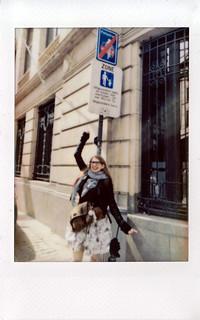 Bicylestreet sign!