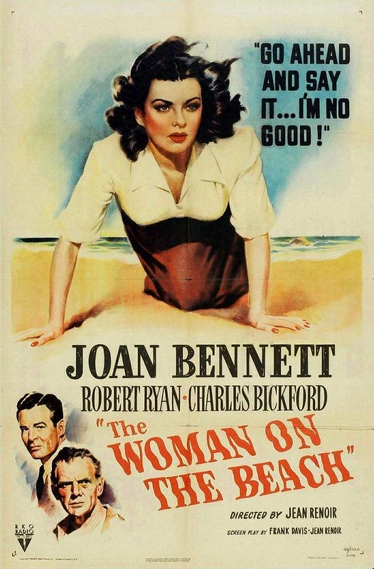 The Woman on the Beach - Poster 1