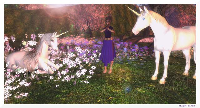 """Spring into Fantasy"" photo contest entry 2"
