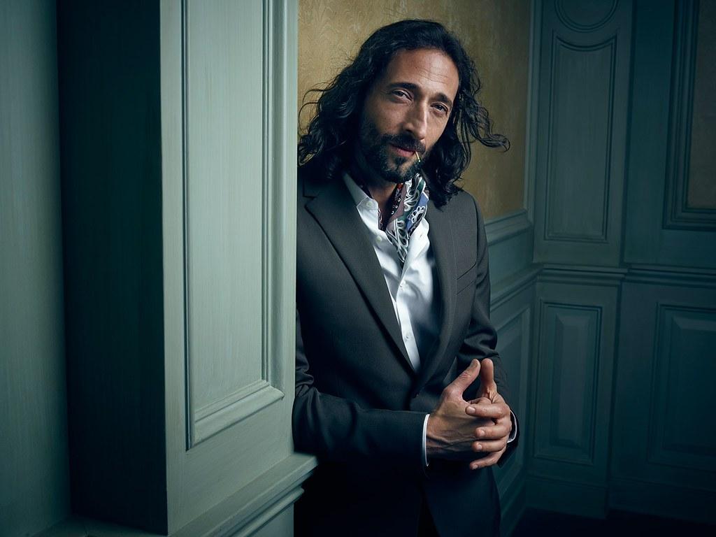 Эдриен Броуди — Фотосессия для «Vanity Fair» 2016 – 1