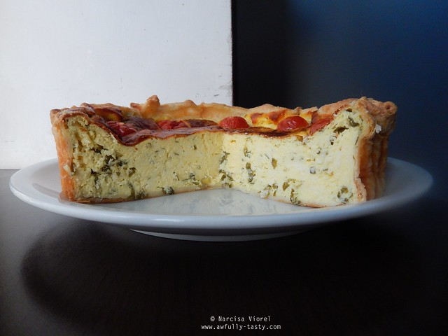 tarta cu branza