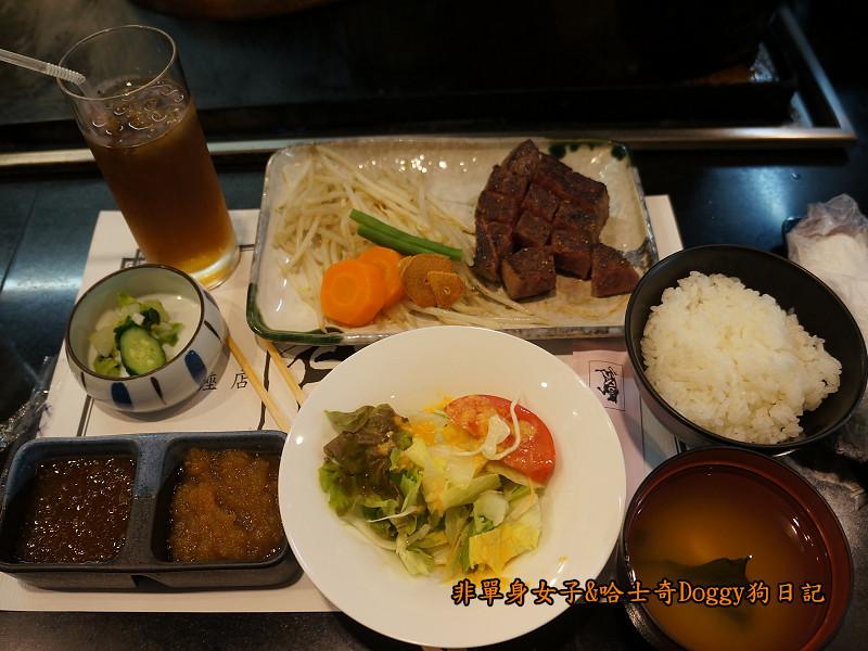 日本東京吉祥寺牛肉丸&satou牛排28