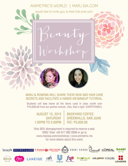 Marj and Ro's Beauty Workshop