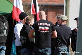 2016.04.02 Schoenhausen Elbe Treffen Bismarck Freunde und Gegenprotest (32)