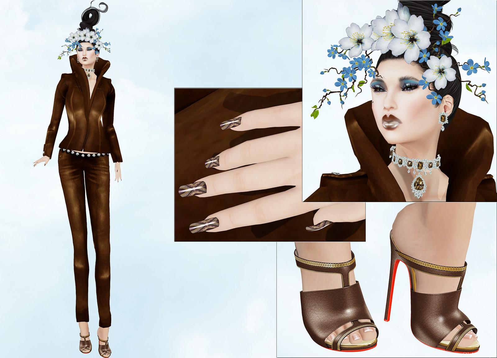 Sascha's Designs - Fury