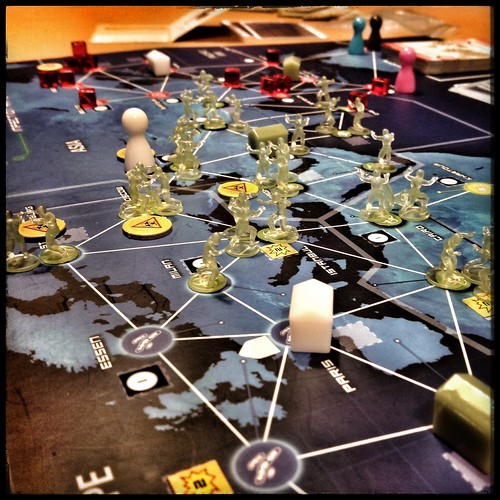 Pandemic: Legacy - April