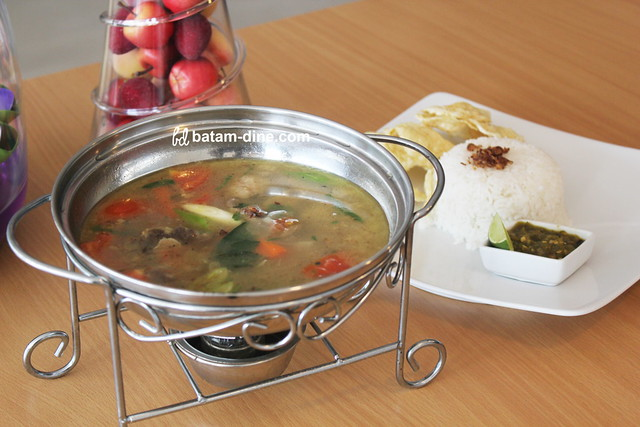 Traditional Oxtail Soup