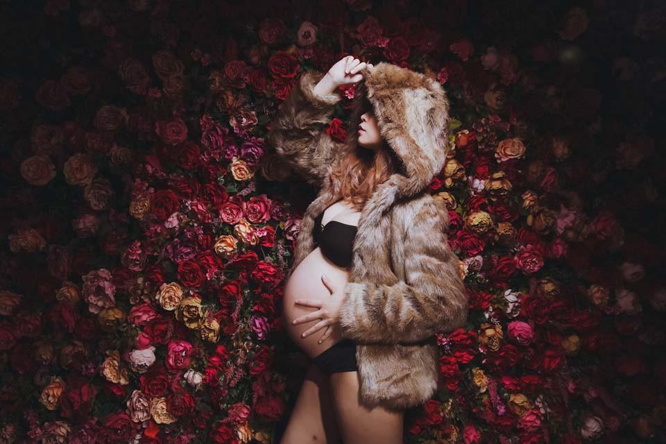 2016-01-12|孕婦寫真|台中梨花攝影棚