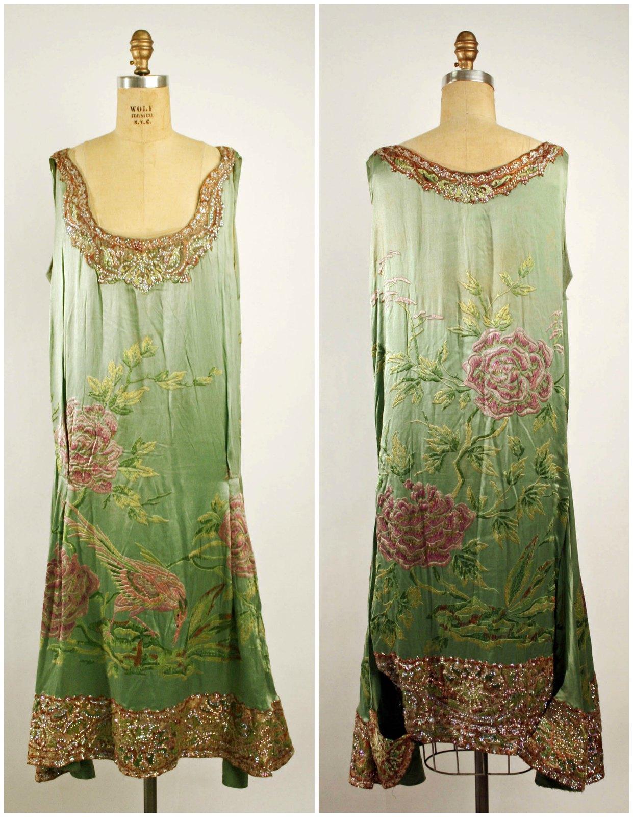 1924. Callor Soeurs. Silk. metmuseum.org