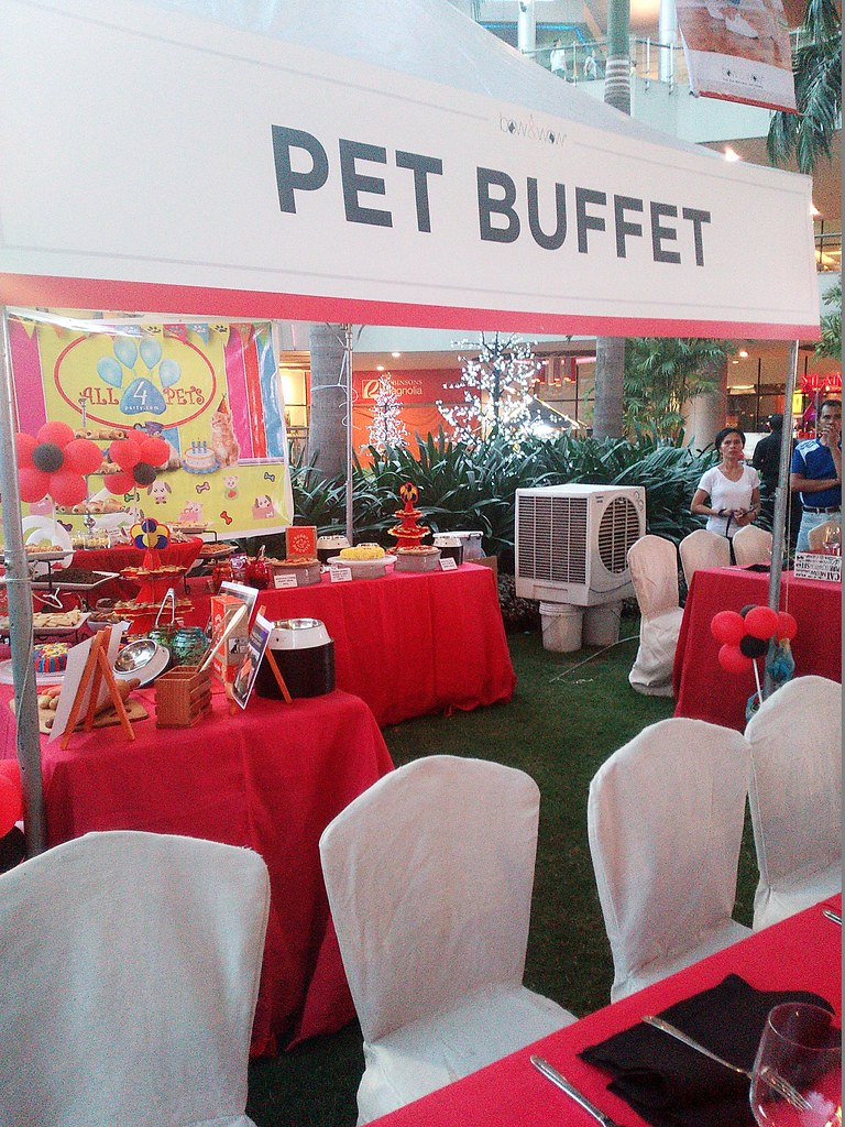 Bow & Wow Benefit Dinner for CARA Welfare Philippines