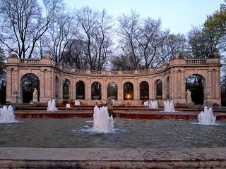 Fountain of fairy tales, Volkspark Friedrichshain, Berlin