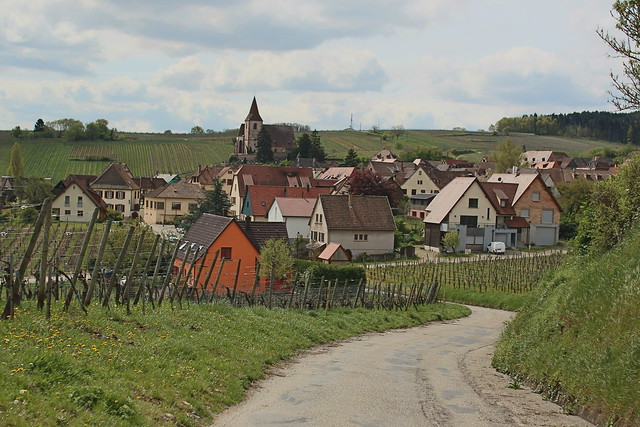 Alsace Wine Road - Unawihr