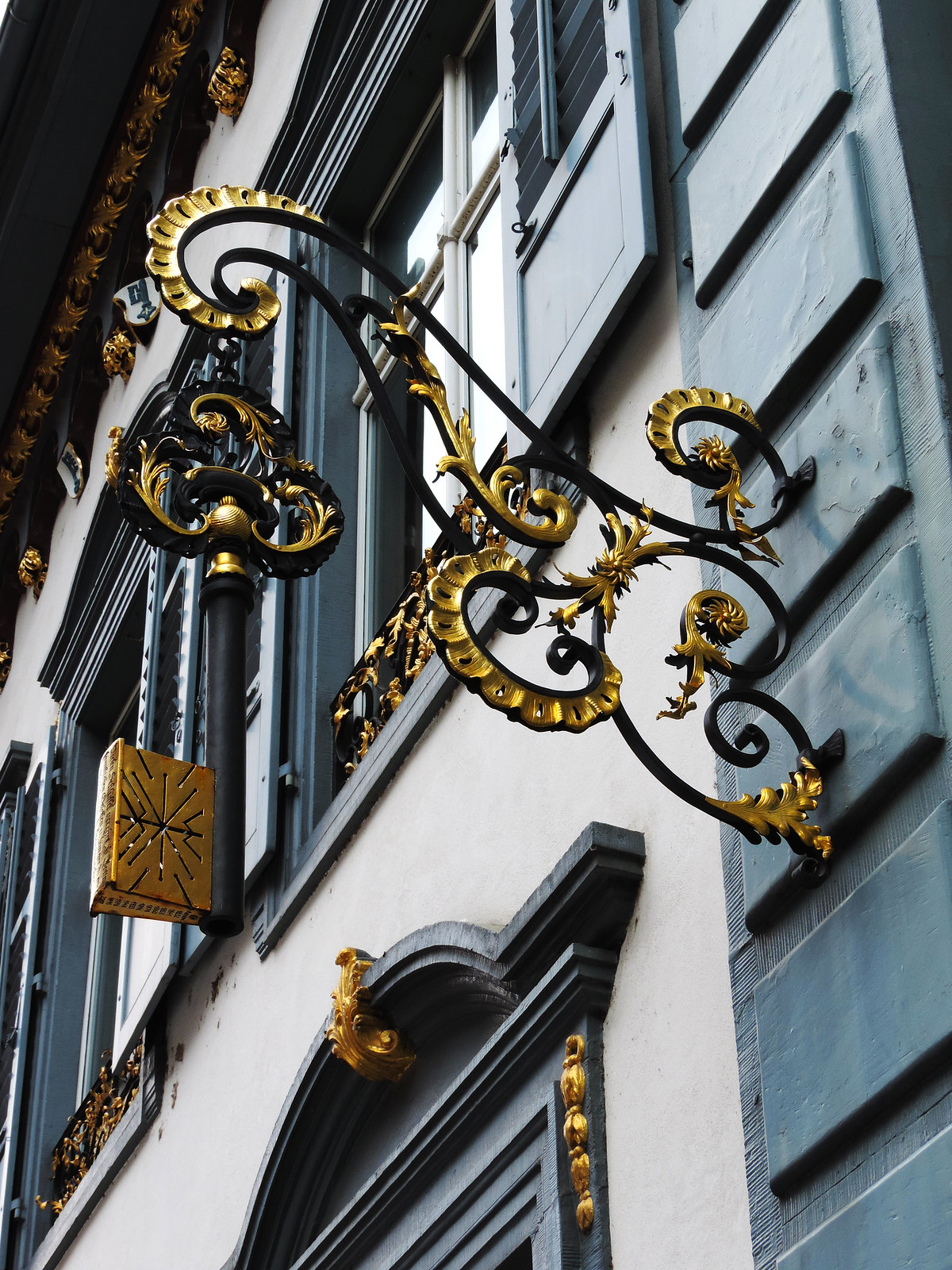 Basel Altstadt, Switzerland